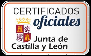 certificados oficiales junta de Castilla y León